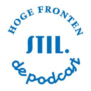 Hoge Fronten - logo STILde podcast