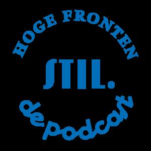 Hoge Fronten - logo STILde podcast_trans