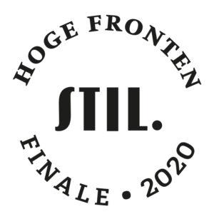Hoge Fronten - logo STIL.finale 2020