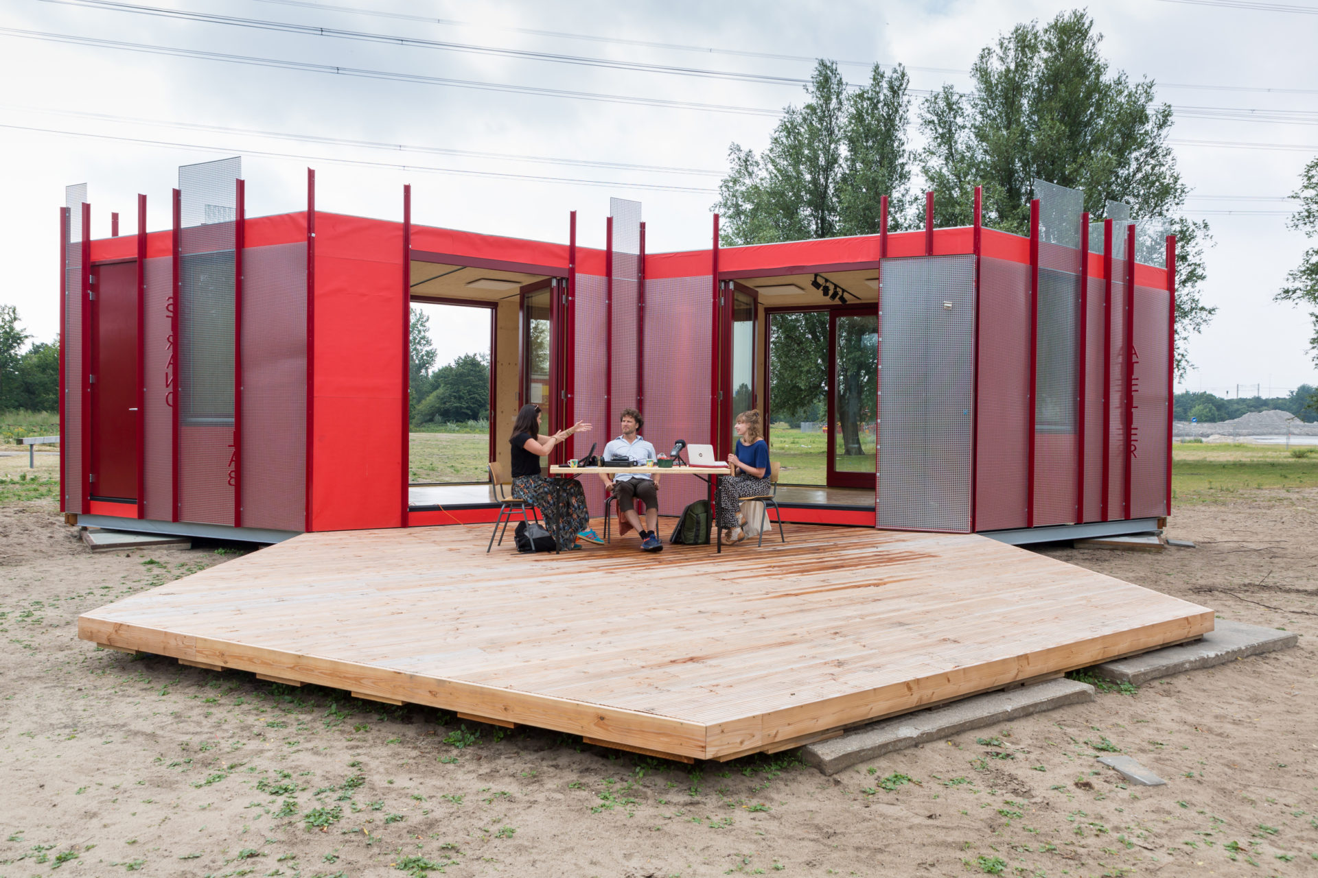 Strandlab Atelier Almere